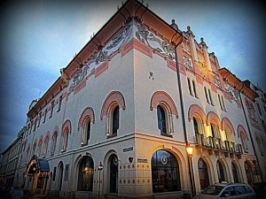 The Old Theatre... Teatr Stary